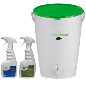 Urban Composter™ Starter Kit Lime