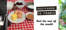 Postcards to France: Blog